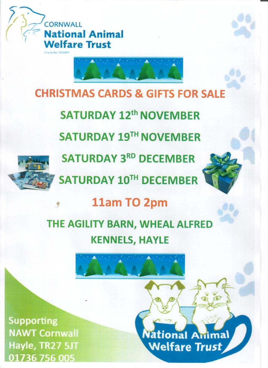 Event - Christmas Cards and Gifts for sale | National Animal Welfare ...