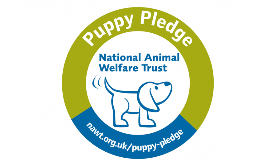 Puppy Pledge Logo