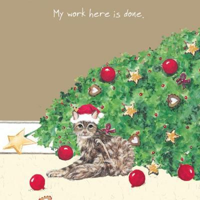 How To Cat Proof Your Christmas Tree.Cat Proofing Your Christmas Tree Or At Least Trying