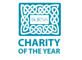 Burns Charity of the year