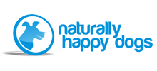Naturally Happy Dogs logo